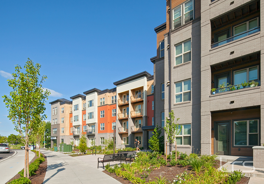Tessera Orenco Apartment Units in Hillsboro